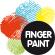 Pintura a dedos